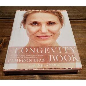 Other - Longevity Book Cameron Diaz Hardcover Sandra Bark